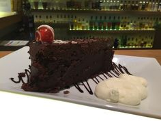 The Scotch Whisky Experience has Amber Restaurant and a whisky bar downstairs.  And gluten free cake!