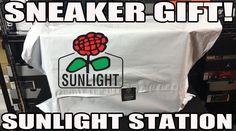 Sneaker Gift From Australia! (Thx @Sunlightstation)!