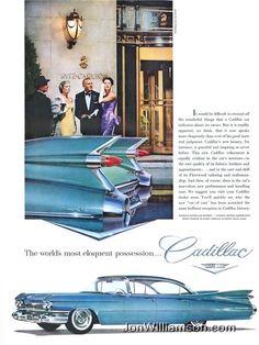 Cadillac, @Ritz-Carlton Hotel, 1959