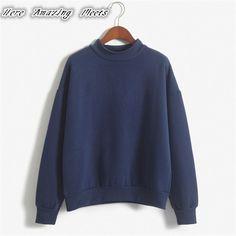 60c168d4a4d Here Amazing Meets Folding 2017 Hot Sell Women Hoodies Casual Hoodies Coat  Outfit Tops Sombrero camisa Wei Sweatshirts-in Hoodies & Sweatshirts from  Women's ...