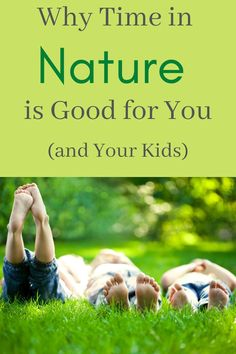 Why Time in Nature Is Good for You (and Your Kids) - Homeschool Compass Science Biology, Earth Science, Science And Nature, Hands On Geography, Biology College, Science Programs, Outdoor Classroom, Meteorology, Nature Study