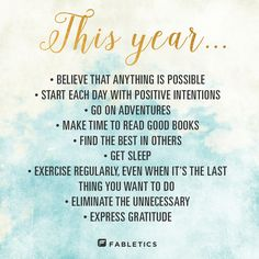 2015 is your year // #inspiration