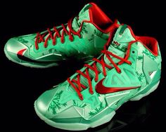 Lebron Christmas 11's will be available at www.undergrdnyc.com this holiday season