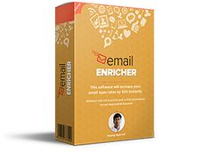 Email Enricher Review with $73,000 and 50% DISCOUNT - http://reviewhunger.com/email-enricher-review/