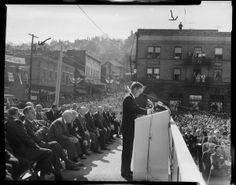1962. 13 Octobre. JFK. Monessen, PA