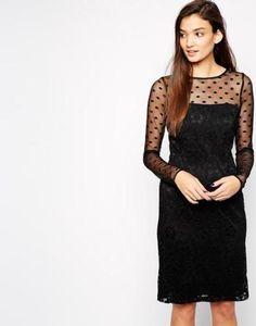 reiss diana bodycon dress  black #dress #bodycon #covetme