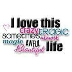 Love my life!  Meeting new people from all over - enjoying the magic each day brings! ❤