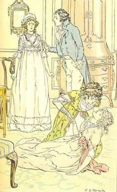 I've recently come across a rather unusual and interesting text: G.K. Chesterton's introduction to Jane Austen's Love and Freindship. It's so very original, insightful and well written I thought I'…