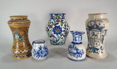 European Decorative Pottery, 20th C. : Lot 711