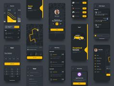 Taxo is customisable and well organized Taxi Booking app UI Kit. This Ui Kit helps you to quickly create a modern and minimalistic App. If you need a great tool to create a great design, then this is for you Android App Design, App Ui Design, User Interface Design, Design Design, Iphone App Design, Android Ui, Design Layouts, Minimal Web Design, Ui Kit