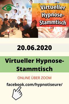 Virtueller Hypnose-Stammtisch 20.06.2020 online auf Zoom - Deutscher Verband für Hypnose e.V. (DVH). Entspannter Austausch, fachliche Diskussion, offen für alle Hypnotiseure: Herzlich willkommen zum virtuellen DVH-Hypnosestammtisch! Der virtuelle Hypnosestammtisch bieten Ihnen die Möglichkeit, auch in dieser Zeit der Einschränkungen in wertvollen Austausch  #HypnoseStammtisch #Hypnose-Stammtisch #Hypnose #Stammtisch #Hypnotiseur #Hypnotiseure #DVH #DeutscherVerbandFürHypnose #Hypnosetherapie Ecards, Memes, Further Education, Welcome, Deutsch, E Cards, Meme