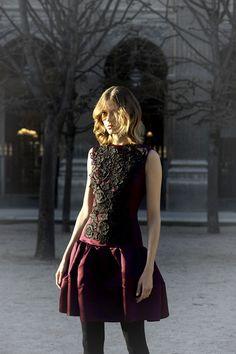 Bill Gaytten for Dior Pre-Fall 2012 (via dustjacket attic: Christian Dior Pre-Fall 2012)