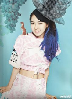 [SCAN] 레드벨벳 Red Velvet SMTOWN Seoul Brochure - 웬디 WENDY   cr. NAMOO_KKUN
