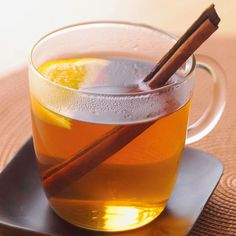 Yum! We'd love a sip of this Hot Buttered #Cider. More tasty drink #recipes: http://www.bhg.com/recipes/drinks/seasonal/winter-drink-recipes/?socsrc=bhgpin110112butteredcider#page=16