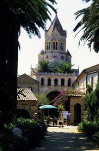 Notre Dame de Lerins abbey