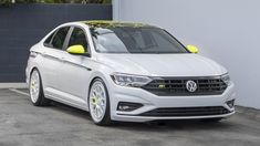 2018 Volkswagen Jetta R-Line SoCal Concept @ Top Speed Vw Cars, Volkswagen Jetta, Detroit Auto Show, Nissan 300zx, Latest Cars, Luxury Cars, Line, Dream Cars, Concept