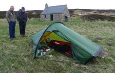 The Top 10 Lightweight 1 Man Tents