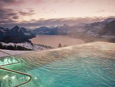Vacanze invernali da sogno tra neve e terme. 6 tra i più spettacolari centri termali e wellness per chi, anche d'inverno, non può fare a meno di paesa...