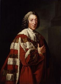 1st Earl of Chatham & Prime Minister of Great Britain - The Right Honourable William Pitt (1708-1778)