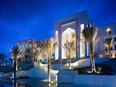 Emerge from the desert into the lush, manicured gardens at Crowne Plaza Sohar, Oman. Subtle Arabic motifs punctuate our soaring, 4-storey atrium as it rises in marble to a light-filled dome.