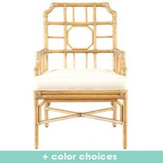 Regeant Rattan Side Chair in Many Colors from Cottage & Bungalow. Designer quality furniture with a price match guarantee. Kitchen Chairs, Dining Room Chairs, Dining Furniture, Side Chairs, Kitchen Dining, Dining Table, Pipe Furniture, Street Furniture, Lounge Chairs