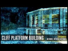 This method shows the basic stuff for how I tend to build on a platfo. Ark Hacks, Ark Survival Evolved Tips, Building Ideas, Dinosaurs, Random Things, Games, Youtube, Inspiration, Decor