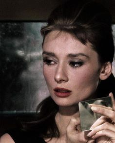 Audrey Hepburn...