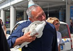 Grasso e i delfini