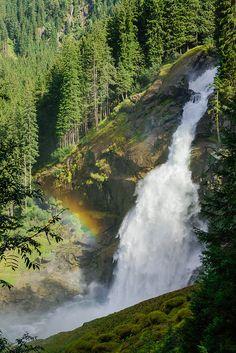 Krimmler Wasserfalle II