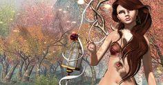Runaway, Moon Elixir and Bliensen+MaiTai @ We Love Roleplay May's Soul @ Fantasy Gacha Carnival http://thegoodgorean.blogspot.com/2015/08/wild-fire.html