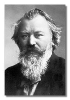 Johannes Brahms (1833 - 1897)  The music of  represents the furthest development of one strain of Nineteenth-Century Romanticism. Broadly speaking, one can distinguish five lines of development: the Beethoven-Mendelssohn-Schumann-Brahms; Liszt-Wagner-Bruckner-Strauss; folklore nationalism; Italian opera; and French, both operatic and symphonic.