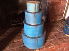Small early blue measure #NaivePrimitive #Unknown