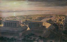 A cidade suméria de Eridu