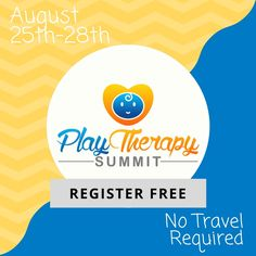 Online Play Therapy Summit: August 25-28 (FREE!) [[MORE]]The Play Therapy Summit is the first virtual summit designed exclusively for play therapists. For four days in August, 20+ top Psychotherapists reveal their favorite Play Therapy techniques....