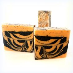 ANISE Soap black licorice scent with essential oils by BonnyBubbles, $5.50 #soap #tigerstripes #blacklicorice