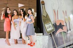 Kelly's Kloset | Miami Fashion Blog by Kelly Saks: My Très Chic Bridal Shower