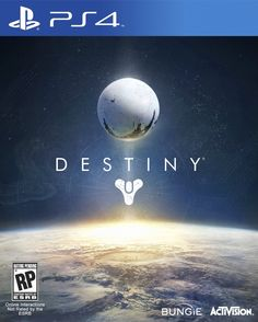 Destiny Video Game on PlayStation 4 #PS4 #Gaming