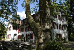 Schaffhausen hostel, Switzerland