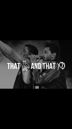 That OVO and that X♥O