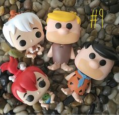 Funko pop flintstones