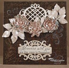 Heartfelt Creations - Timeless Rosette
