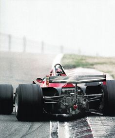 """""""In racing you cannot always wait for tomorrow."""" - Gilles Villeneuve in 1982"""