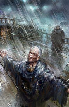 Aemon Targaryen by *zippo514 on deviantART #GameOfThrones #Art