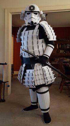 Samurai Stormtrooper - Imgur