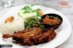 Warung Eropa Jl. Petitenget No. 9D Seminyak – Bali ph. +62(361) 747 1771