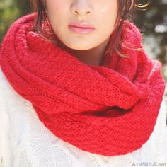 Wow~ Awesome Fashion Cream Twisted Wool Hair Band Knitted Headband Scarf For Lovers! It only $34.99 at www.AtWish.com! I like it so much<3<3!