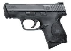 The Smith & Wesson M&P is a polymer-framed, short recoil operated, locked breech semi-automatic pistol. It uses a Browning-type locking system. The M&P is a striker-fired semi-automatic pistol. This trigger system prevents the firearm from discharging unless the trigger is fully depressed, even if the pistol is dropped. Available in .40S&W, 9mm, 45ACP, 22LR & 357SIG for under $500.