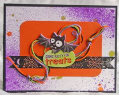Going Batty for Treats by scrappininAK