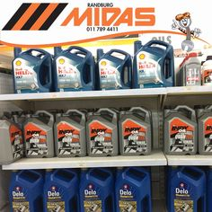 What's your preferred brand of engine motor oil? Be sure to get the best prices only from us Randburg Midas!