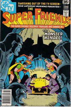 Super Friends 10  February 1979  Issue  DC Comics  by ViewObscura